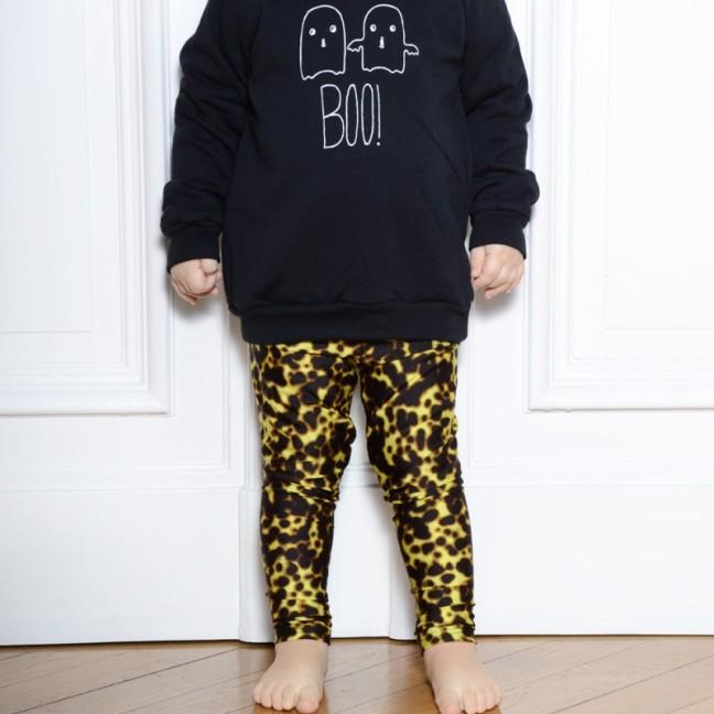 Little-Man-Happy-Leggings-LEOPARD-black-yellow-Sweater-GHOST-black-800x800