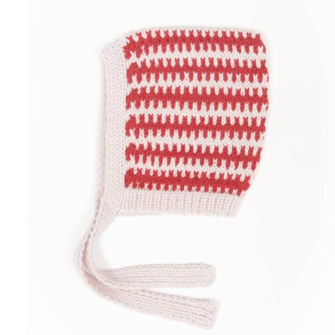 bieq-bonnet-abel-ecru-rouge