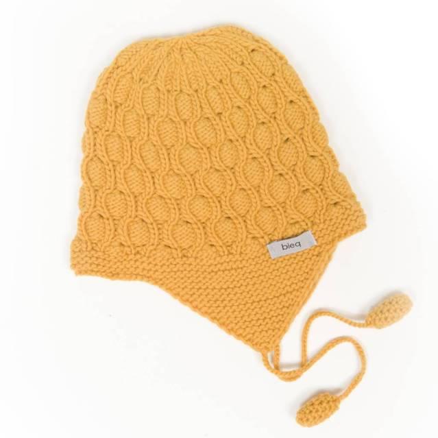 bieq-bonnet-mia-jaune-ocre