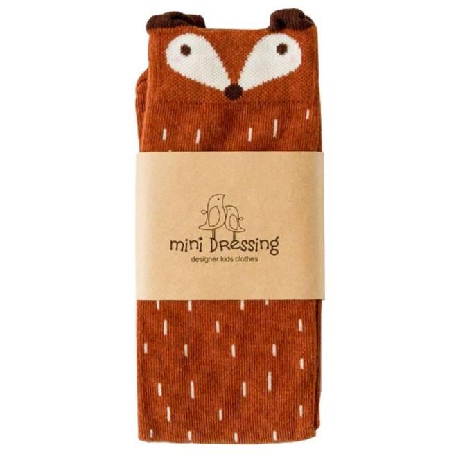 mini-dressing-raccoon-knee-socks-brown